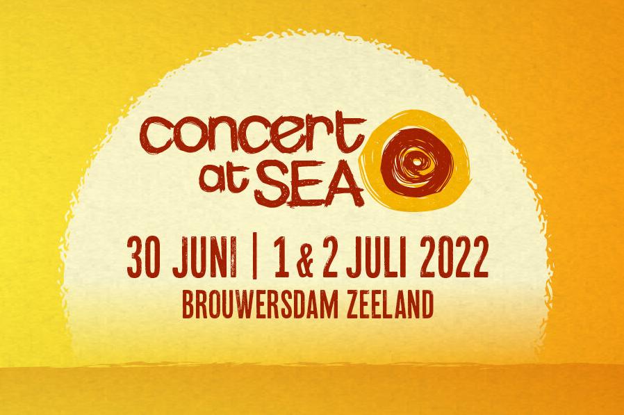 Concert at Sea schuift door naar 2022